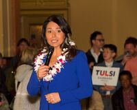 Tulsi Gabbard town hall in San Francisco, CA