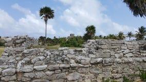 Tulum Μεξικό στοκ φωτογραφία