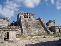 tulum 2 παλατιών στοκ φωτογραφία με δικαίωμα ελεύθερης χρήσης