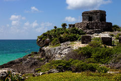 Tulum Royalty Free Stock Photos