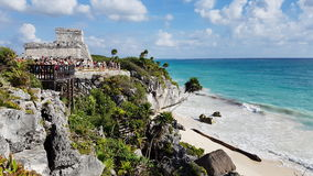 Free Tulum Beach, Mexico Royalty Free Stock Photography - 90446497