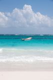 Tulum beach, Mexico Royalty Free Stock Photography