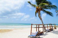 Free Tulum Beach, Yucatan, Mexico Royalty Free Stock Image - 75608436
