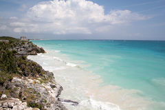 The Tulum Coast Stock Photos