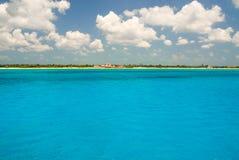 Tulum del mar Imagenes de archivo