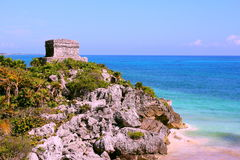 Tulum IV Royalty Free Stock Images