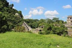 Tulum. Maya ruins and amazing beach Stock Image