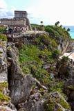 Tulum, Meksyk Obrazy Royalty Free