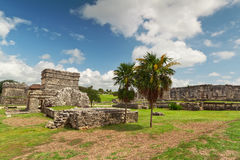 Tulum in Mexico Royalty Free Stock Images