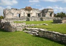 Tulum - Mexico Royalty-vrije Stock Foto