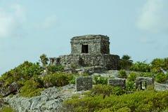 Tulum mexico Arkivbild
