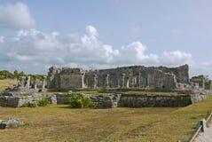 Tulum Mexico Royaltyfri Bild