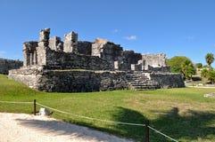 Tulum Mexico Mayan Ruins. Ancient Tulum Mexico Mayan Ruins royalty free stock photography