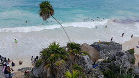 Tulum Mexique Photos stock
