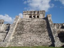 Tulum Palace Royalty Free Stock Image