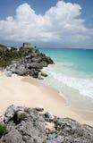 Tulum Paradise Royalty Free Stock Image
