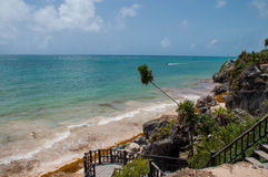 Tulum Playa Stockbilder