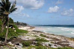 Tulum-Reise Lizenzfreies Stockbild