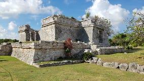 Tulum Ruinen, Mexiko Lizenzfreie Stockbilder