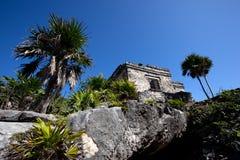 Tulum ruins Stock Image