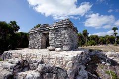 Tulum ruins Royalty Free Stock Image