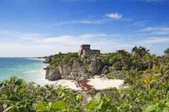 Tulum Royalty Free Stock Photography