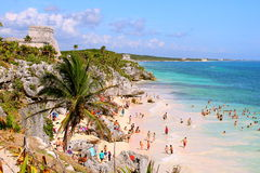 Tulum V Stock Photography