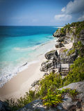 Tulum royalty free stock image