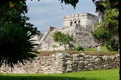 tulum yucatan виска Мексики Стоковое Изображение