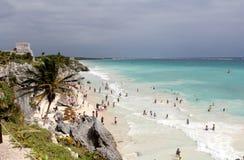 Tulum, Yucatan, Mexico Royalty Free Stock Image
