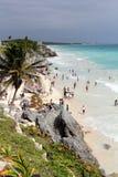 Tulum, Yucatan, Mexico Stock Photos