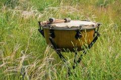 Tulumbastrommel royalty-vrije stock afbeelding