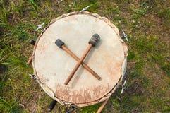 Tulumbastrommel royalty-vrije stock fotografie