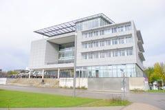 TUM: Ίδρυμα για το προηγμένο κτήριο μελέτης Στοκ εικόνες με δικαίωμα ελεύθερης χρήσης