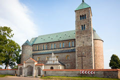 Tum - Collegiate church Royalty Free Stock Photo