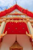 Tum del wat del tempio Fotografia Stock Libera da Diritti