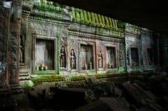 Tum Prohm Apsaras Fotografia Stock