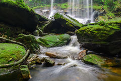 Tum So-nor Waterfall. Stock Images
