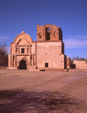 Tumacacori Mission Ruins Royalty Free Stock Photo