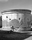 Tumacacori Mission Ruins Stock Image