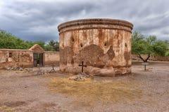 Tumacacori Mission Royalty Free Stock Images