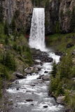 Tumalo Falls Royalty Free Stock Photo