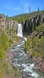 Tumalo Falls Royalty Free Stock Image