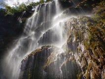 Tumalog Falls, Philippines, oslob Royalty Free Stock Photography