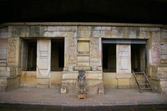 Tumba china Fotos de archivo libres de regalías