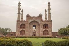Tumba de Akbar Fotos de archivo