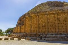Tumba de Cleopatra Selene II foto de archivo