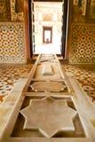 Tumba de Itimad Ud Daulah Imagen de archivo libre de regalías