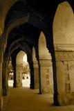 Tumba de la India Humayuns Imagen de archivo libre de regalías