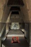 Tumba de la profecía 2012 de México del maya Fotos de archivo